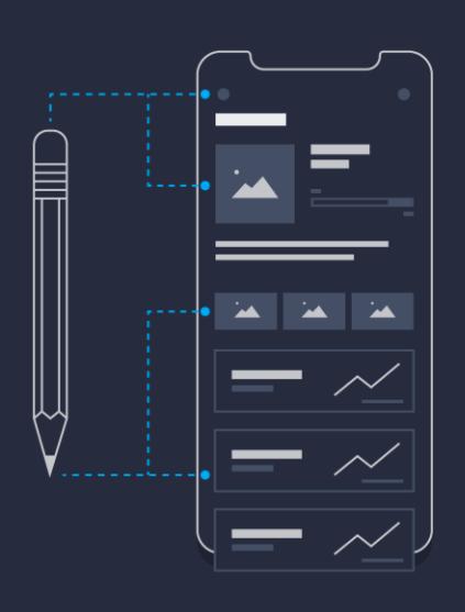 Mobile UX Drafting